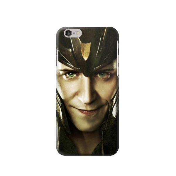 Loki Face Asgard Phone Case Cover for iPhone 6/iPhone 6s