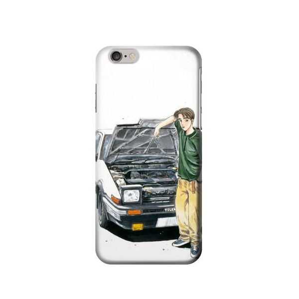 big sale 1339c d921d Initial D Takumi Iphone 6 Case Great