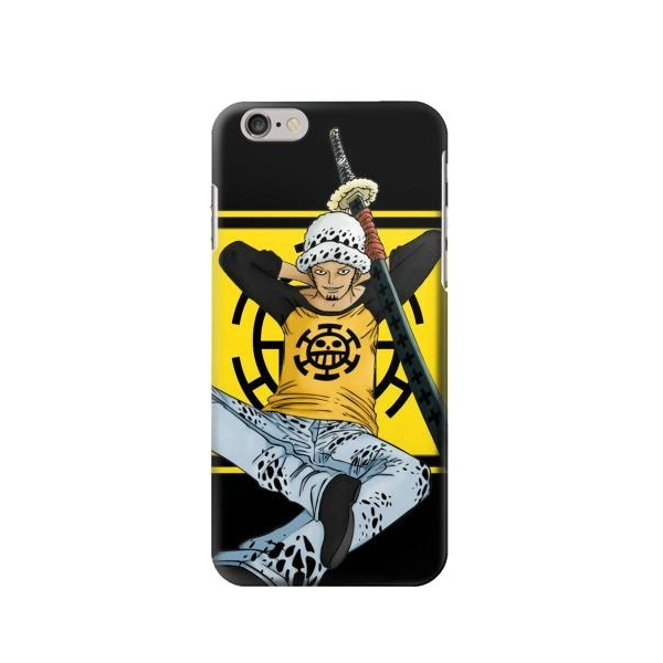 One Piece Trafalgar Law Phone Case Cover for iPhone 6/iPhone 6s