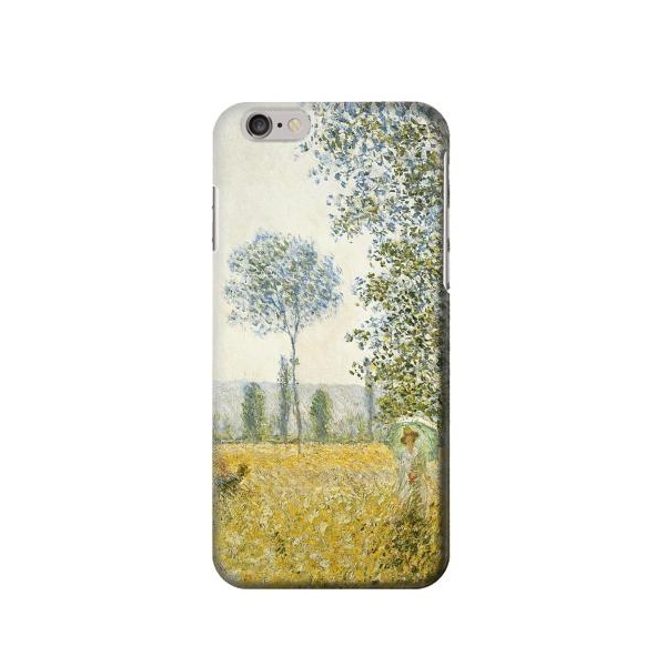 Claude Monet Fields In Spring Case
