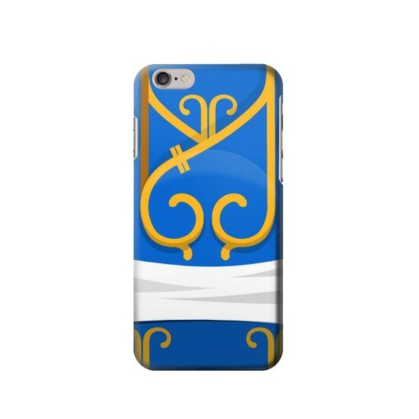 Chun Li Blue Dress Phone Case Cover for iPhone 6/iPhone 6s