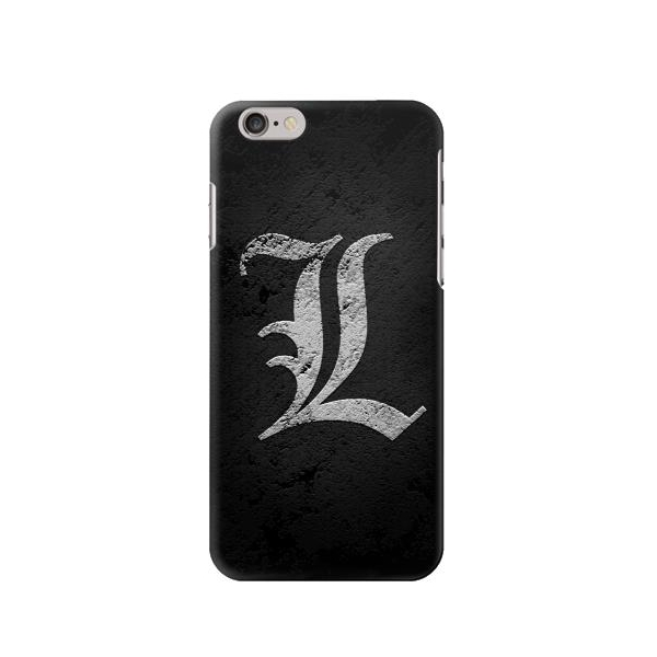 Death Note L Lawliet Symbol Iphone 6iphone 6s Case Best Ip6 Limited