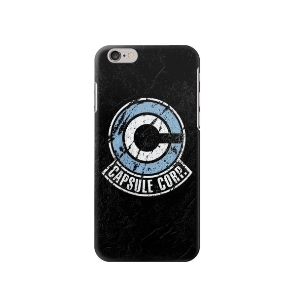 Dragon Ball Capsule Corporation Black Rock Case