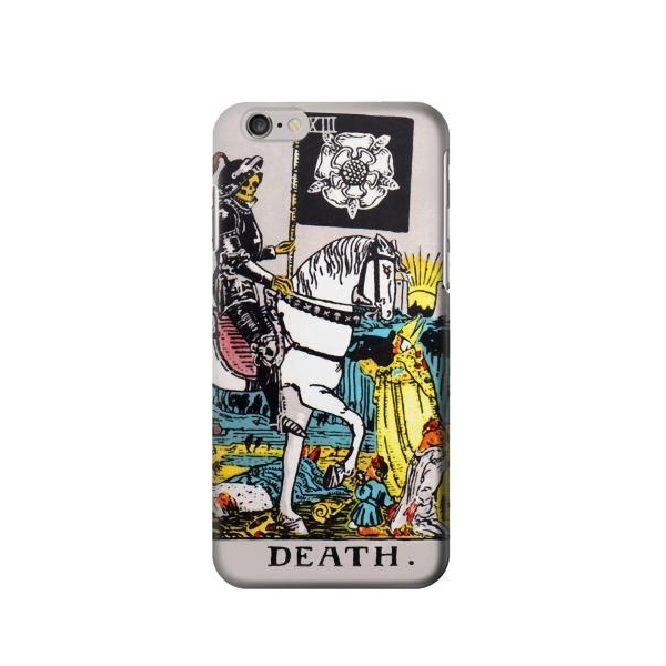 Tarot Card Death Case