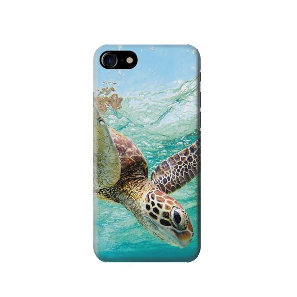 Ocean Sea Turtle Phone Case Cover for iPhone 7