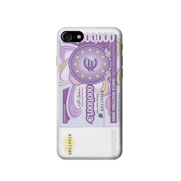 One Million Euro Note iPhone 7 Case Get IP7 Limited ...