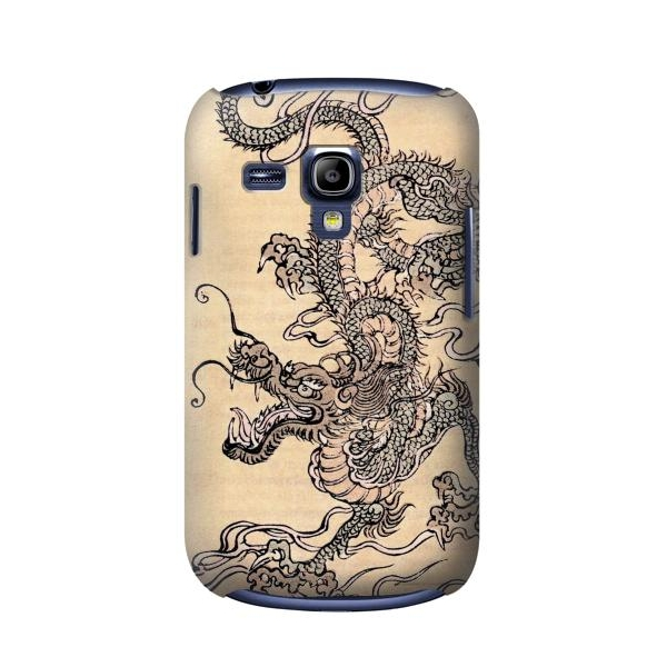 Antique Dragon Case
