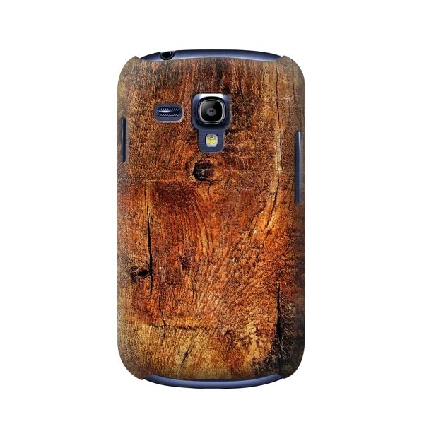 Wood Skin Graphic Case