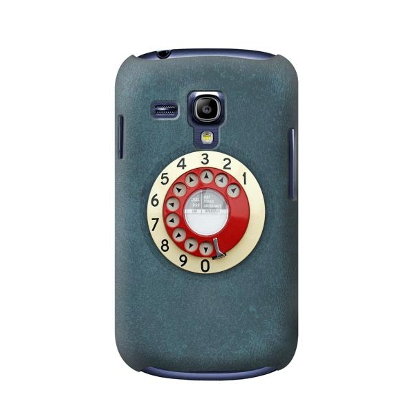 Rotary Dial Telephone Case
