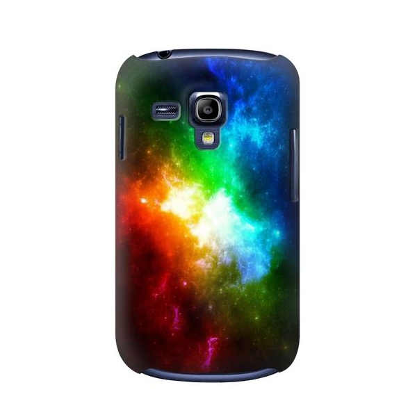 Colorful Rainbow Space Galaxy Case