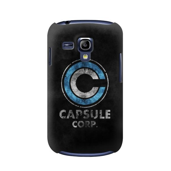 Dragonball Capsule Corp Symbol Samsung Galaxy S Iii Mini Case New