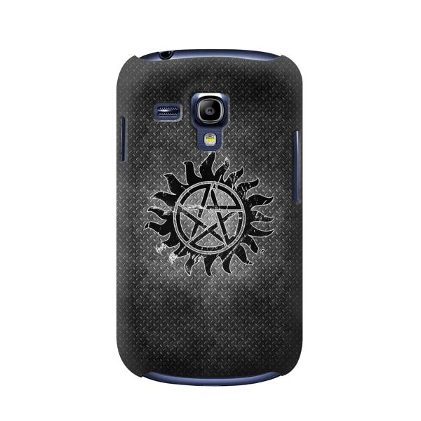 Supernatural Antidemonpos Symbol Samsung Galaxy S Iii Mini Case