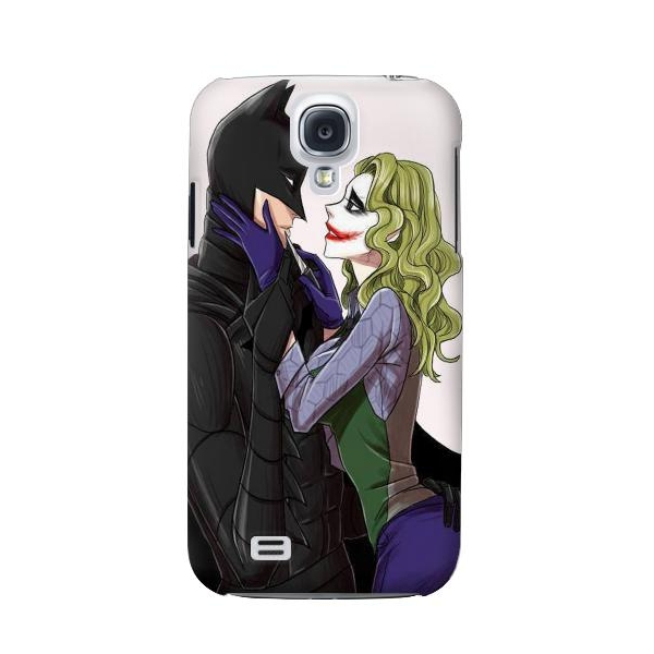 Parody Batman Joker Phone Case Cover for Samsung Galaxy S4 Mini
