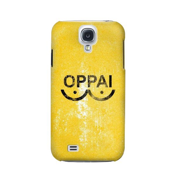 Oppai One Punch Man Symbol Samsung Galaxy S4 Mini Case New S4m