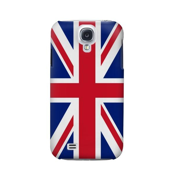 Flag of The United Kingdom Phone Case Cover for Samsung Galaxy S4 Mini