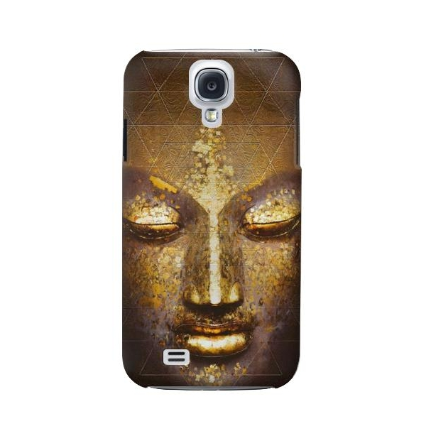 Magical Yantra Buddha Face Case