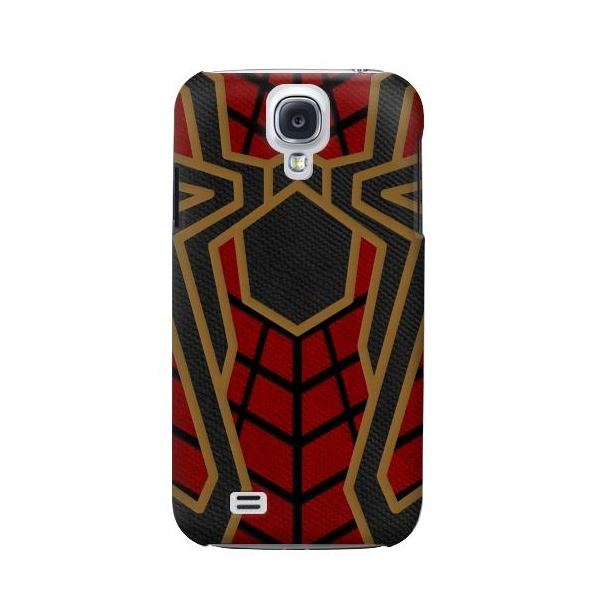 Spiderman Inspired Costume Case