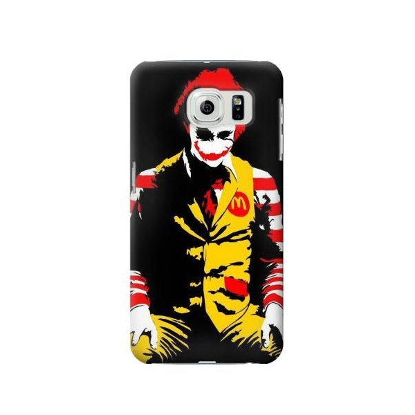 Mc Donalds Joker Phone Case Cover for Samsung Galaxy S6 edge