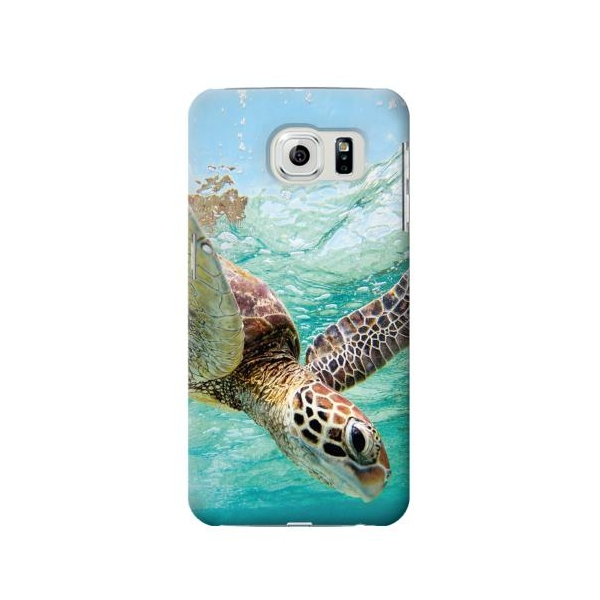 Ocean Sea Turtle Phone Case Cover for Samsung Galaxy S6 edge