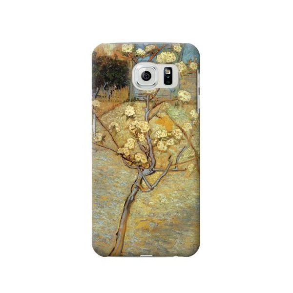 Van Gogh Letter Pear Tree Blossom Case