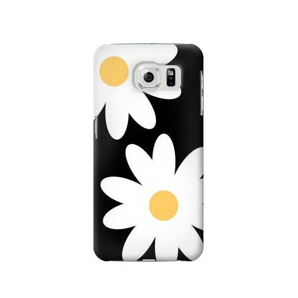 Daisy White Flowers Case
