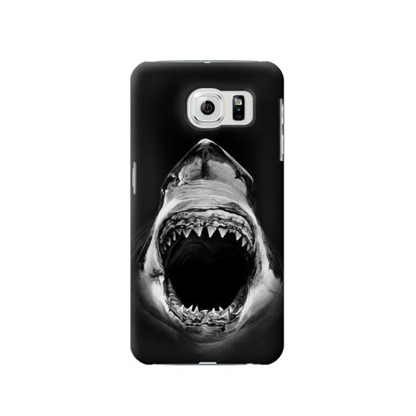 Great White Shark Phone Case Cover for Samsung Galaxy S6 edge