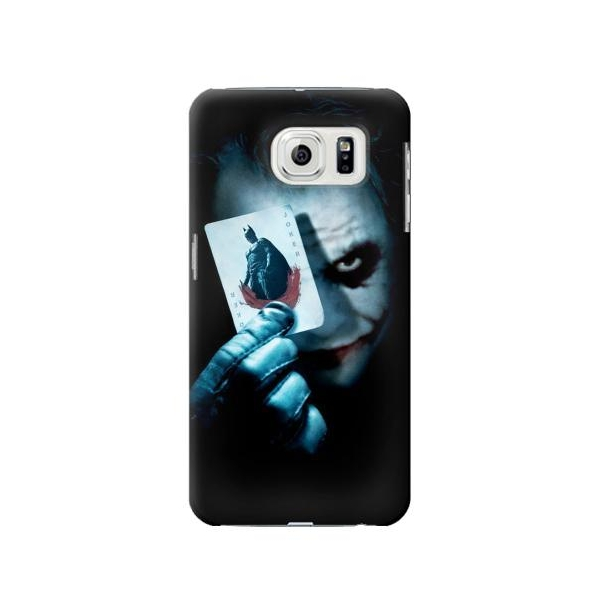 Joker Phone Case Cover for Samsung Galaxy S7 edge