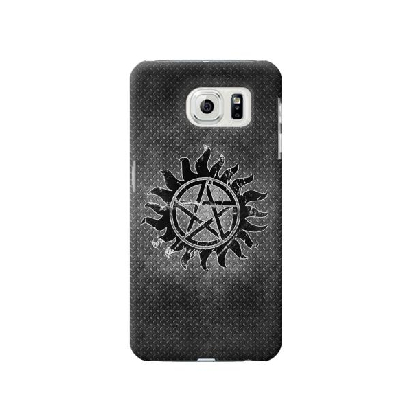 Supernatural Antidemonpos Symbol Samsung Galaxy S7 Edge Case Best